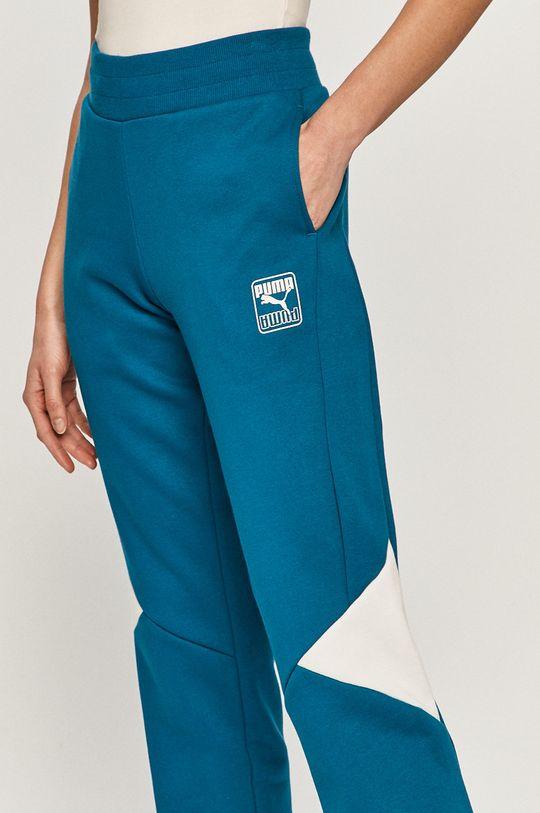 niebieski Puma - Spodnie