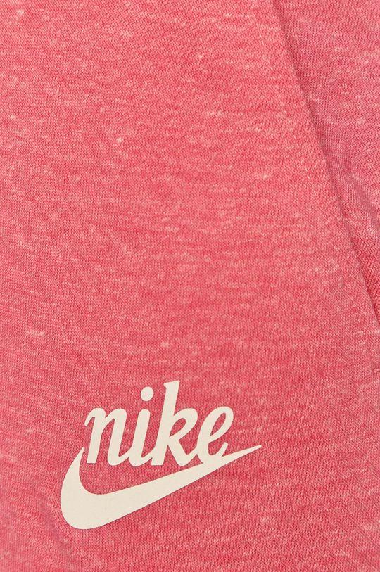 sýto ružová Nike Sportswear - Nohavice