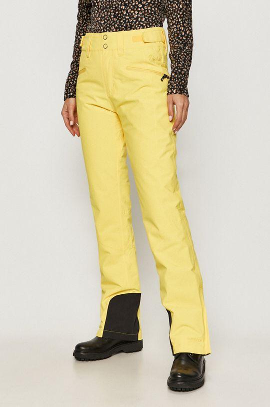 žlutá Protest - Snowboardové kalhoty Dámský