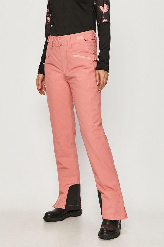 różowy Protest - Spodnie snowboardowe Damski