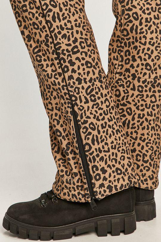 złoty brąz Protest - Spodnie