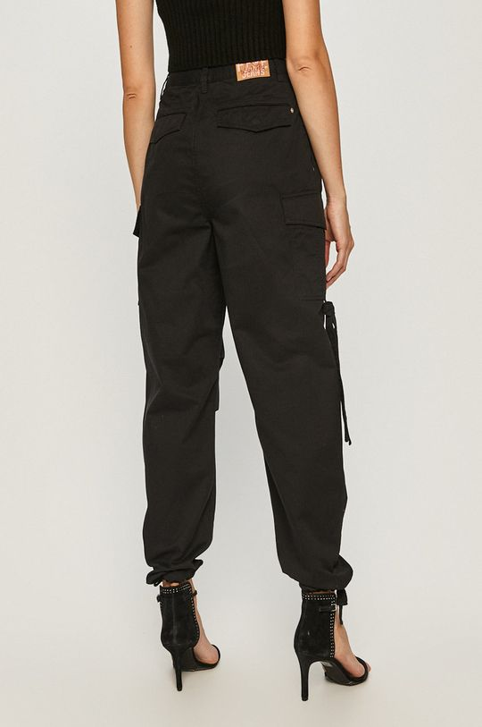 Pepe Jeans - Kalhoty Shadow x Dua Lipa  100% Bavlna