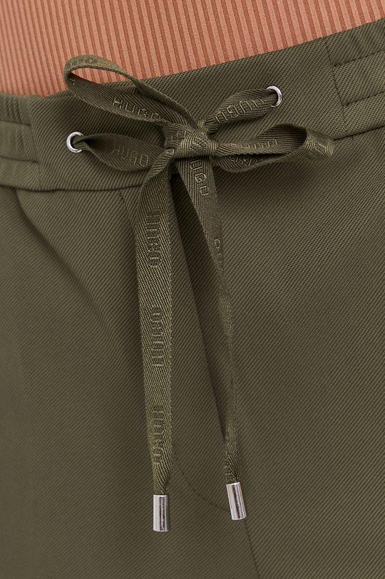jasny oliwkowy Hugo - Spodnie