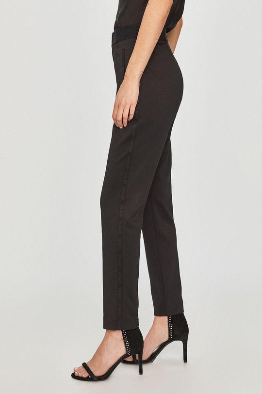 černá Hugo - Kalhoty Dámský