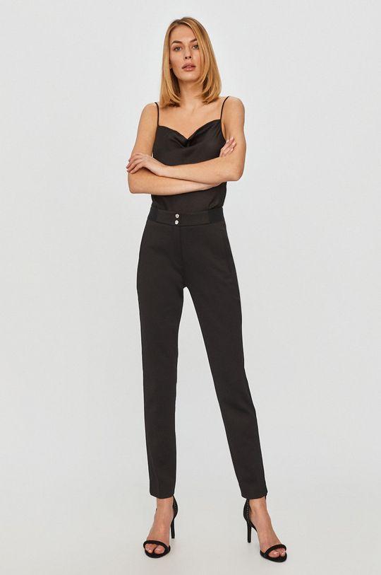 Hugo - Kalhoty černá
