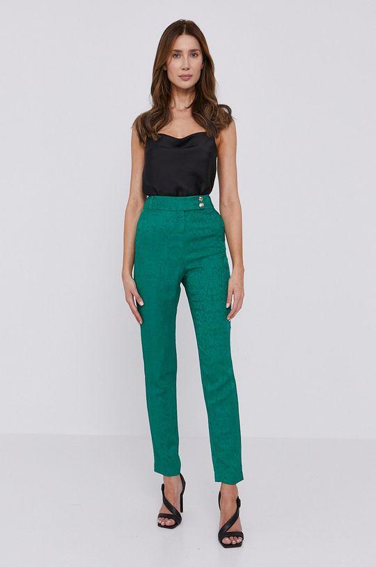 Morgan - Nohavice zelená