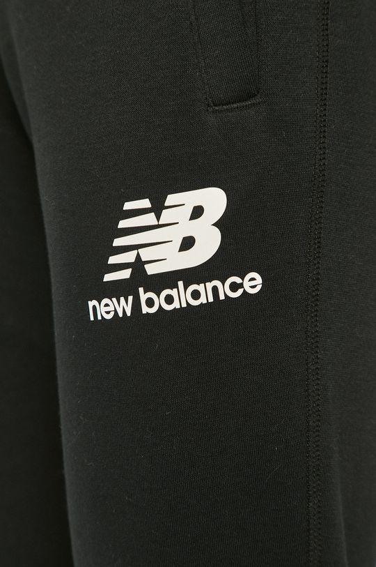 černá New Balance - Kalhoty