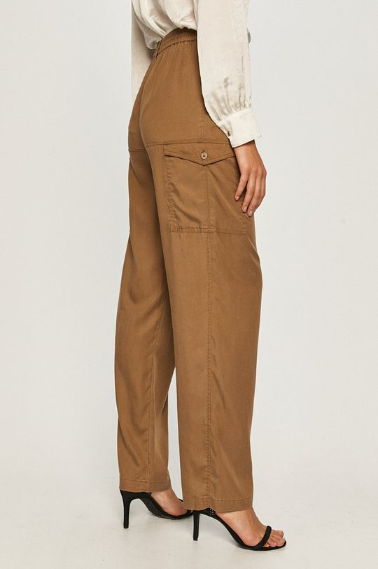 Dkny - Spodnie 100 % Lyocell