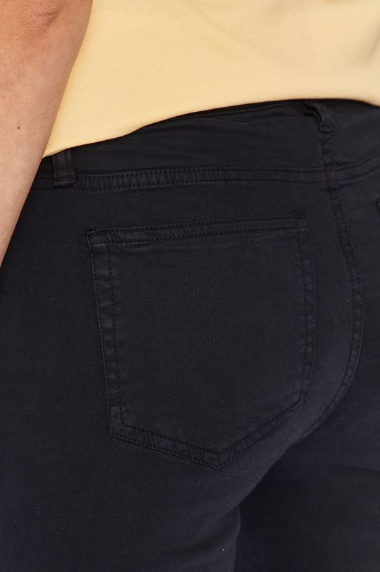 granatowy Lauren Ralph Lauren - Spodnie