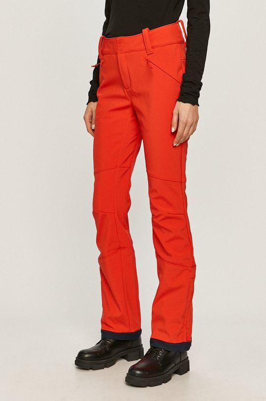 oranžová Columbia - Snowboardové kalhoty Dámský