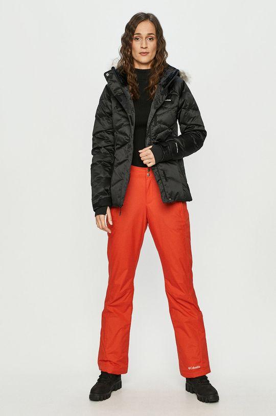 Columbia - Spodnie snowboardowe pomarańczowy