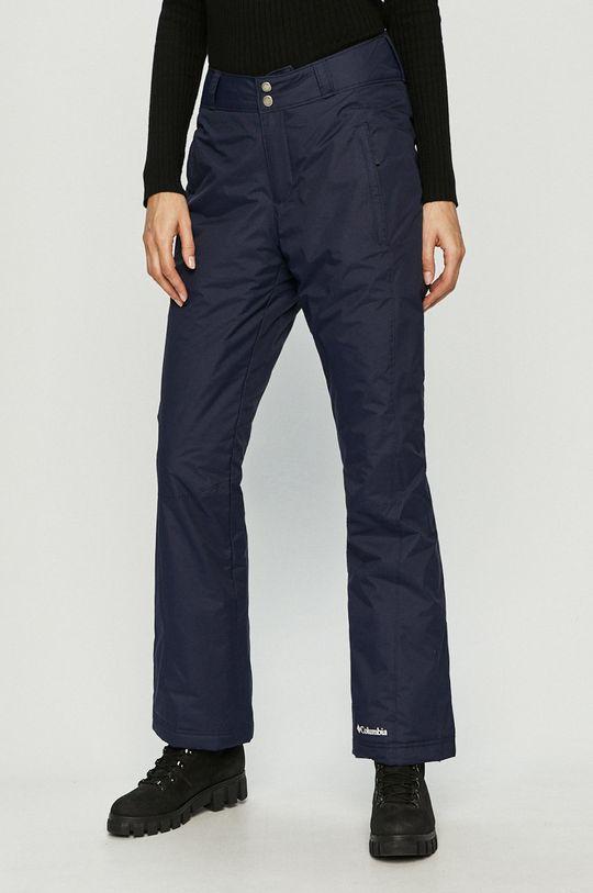 granatowy Columbia - Spodnie snowboardowe Damski