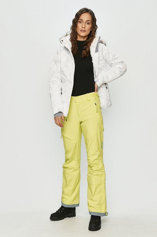 Columbia - Spodnie żółto - zielony