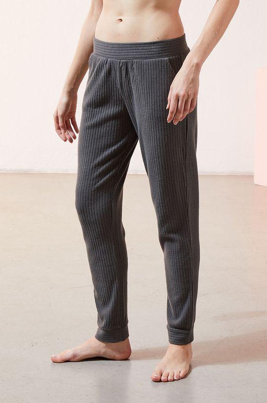 oliwkowy Etam - Spodnie Darryl Damski