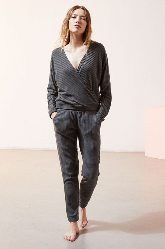 Etam - Spodnie Darryl oliwkowy
