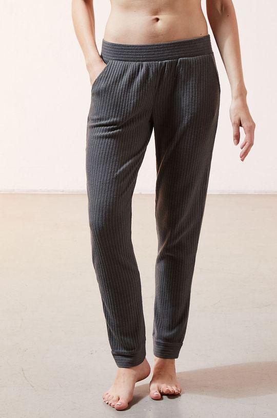 oliwkowy Etam - Spodnie Darryl