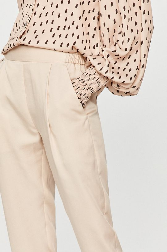 beżowy AllSaints - Spodnie