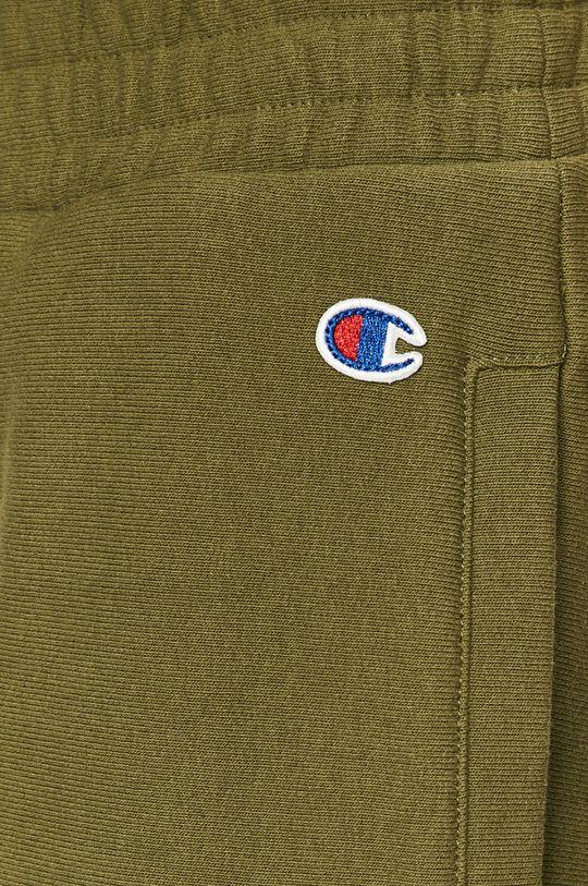 oliwkowy Champion - Spodnie