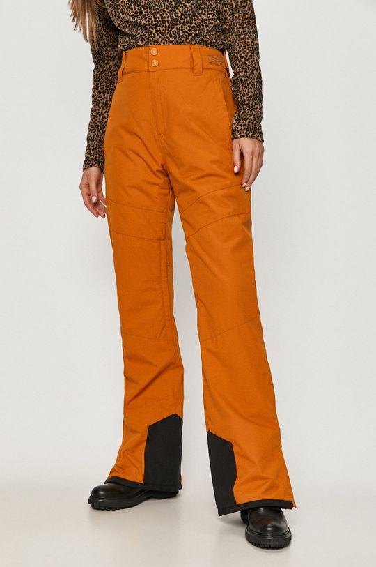 oranžová Billabong - Snowboardové kalhoty Dámský