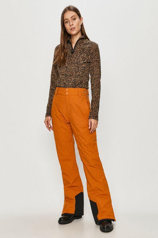 Billabong - Snowboardové kalhoty oranžová