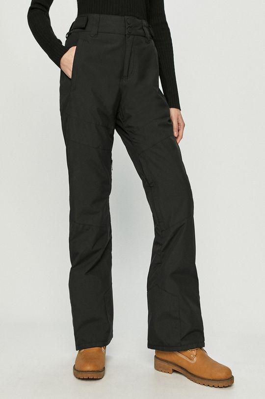 czarny Billabong - Spodnie snowboardowe Damski
