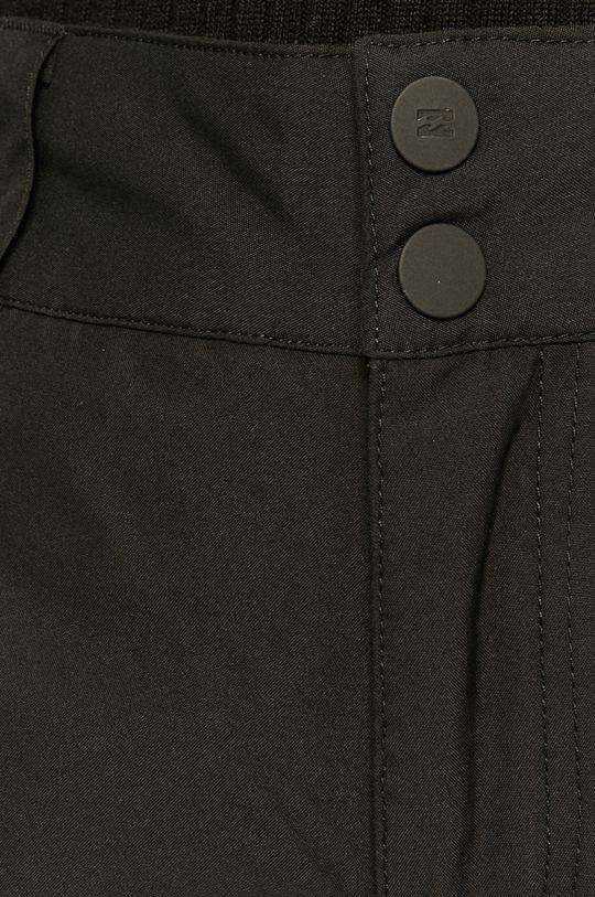 czarny Billabong - Spodnie snowboardowe
