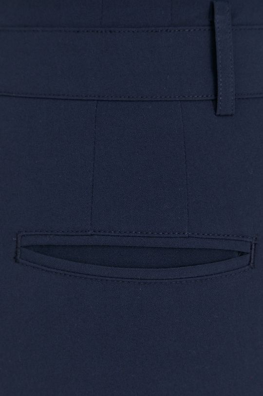 granatowy Stefanel - Spodnie