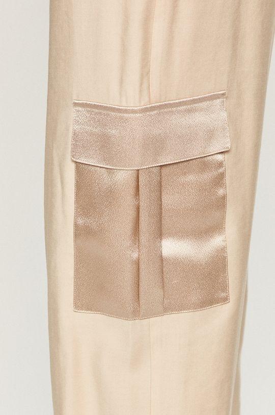 růžová Twinset - Kalhoty