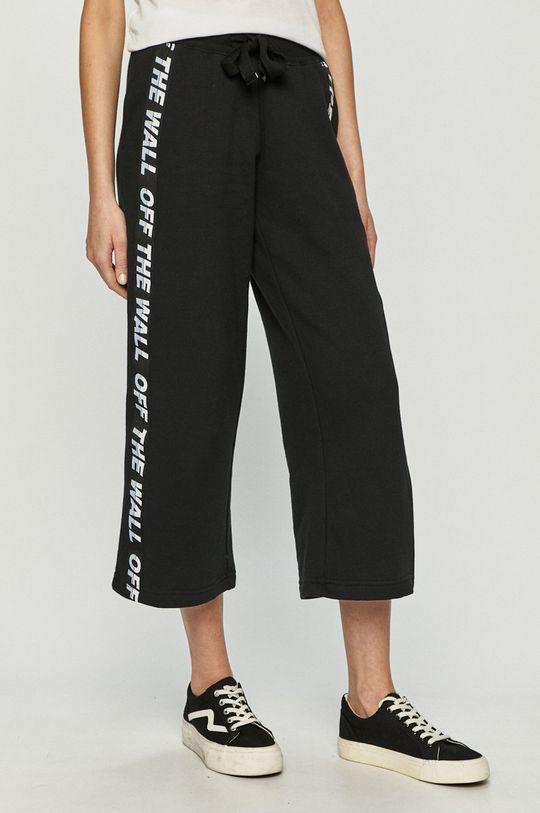 černá Vans - Kalhoty Dámský