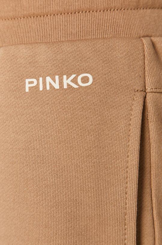 béžová Pinko - Kalhoty