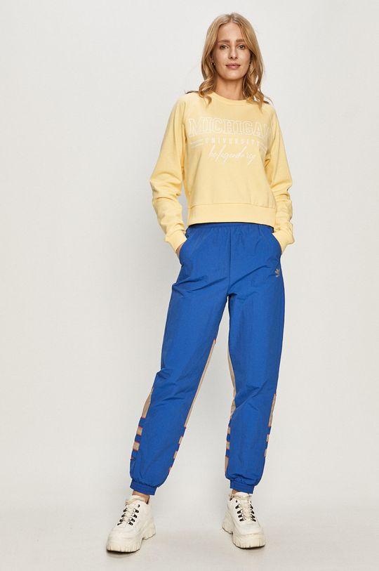 adidas Originals - Spodnie niebieski