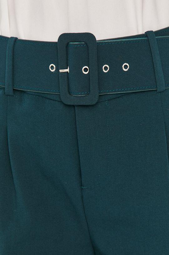 ciemny turkusowy Morgan - Spodnie