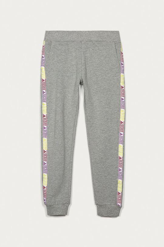 sivá Guess Jeans - Detské nohavice 116-175 cm Dievčenský