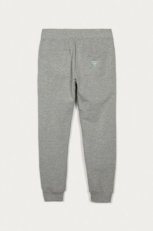 Guess Jeans - Detské nohavice 116-175 cm sivá