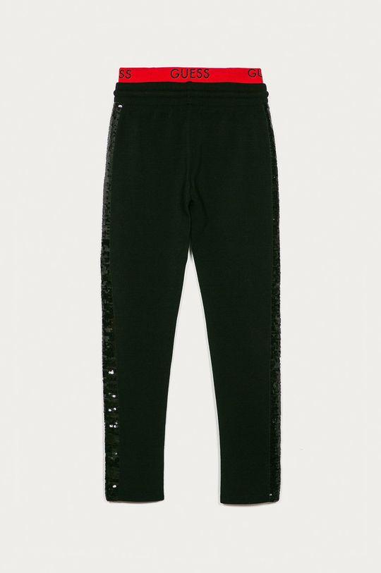 Guess Jeans - Spodnie dziecięce 116-175 cm czarny