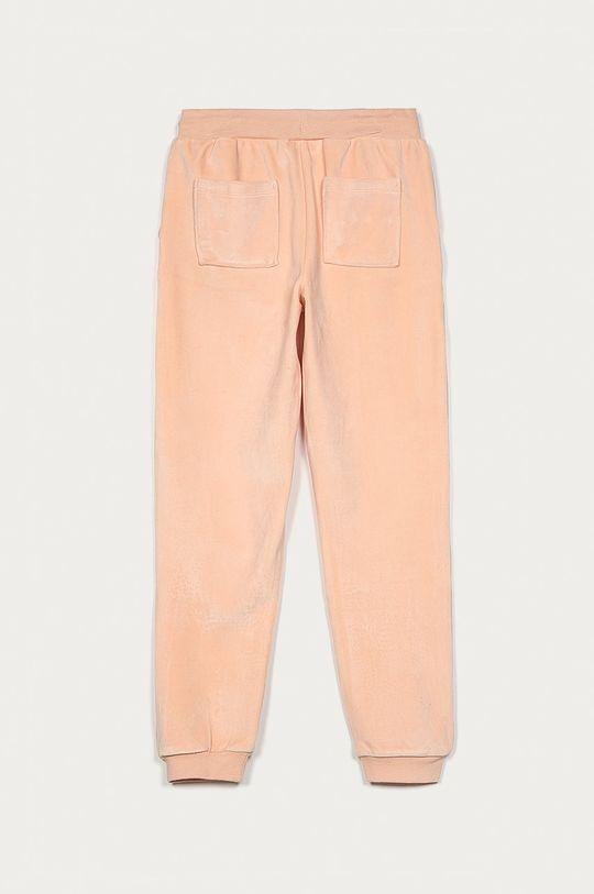 Guess Jeans - Spodnie dziecięce 116-175 cm różowy