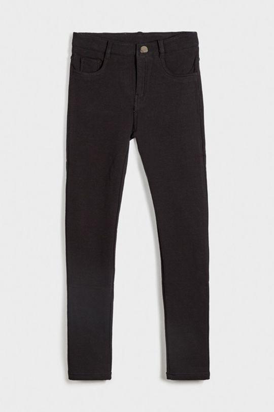 čierna Mayoral - Detské nohavice 128-167 cm Dievčenský