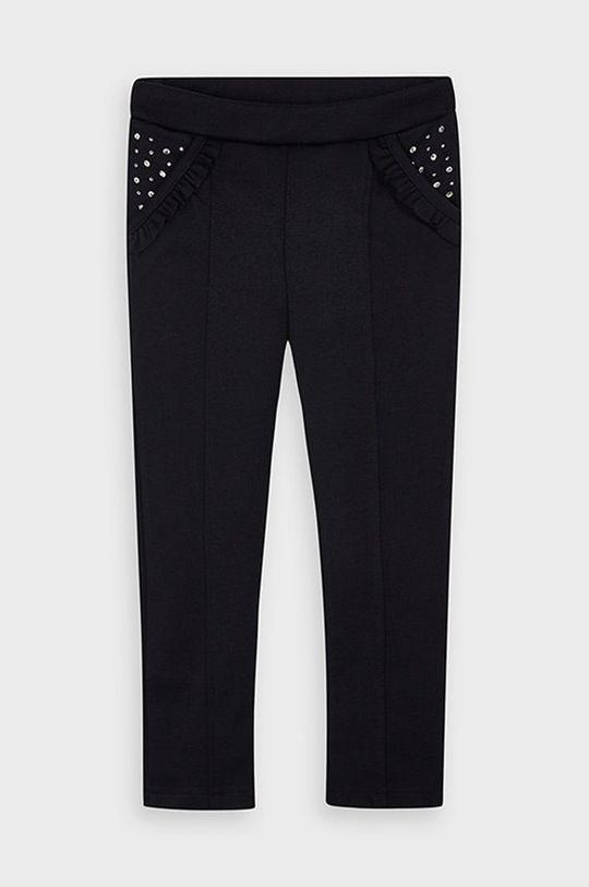 černá Mayoral - Dětské kalhoty 104-134 cm Dívčí