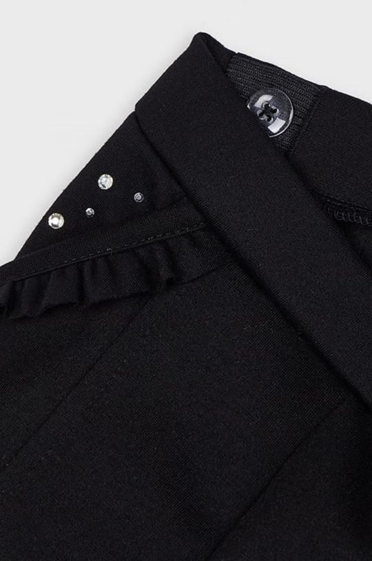 černá Mayoral - Dětské kalhoty 104-134 cm
