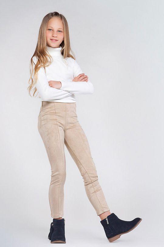 bej Mayoral - Pantaloni copii 128-167 cm De fete