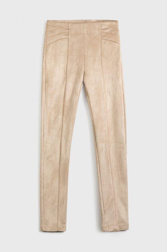 Mayoral - Pantaloni copii 128-167 cm bej