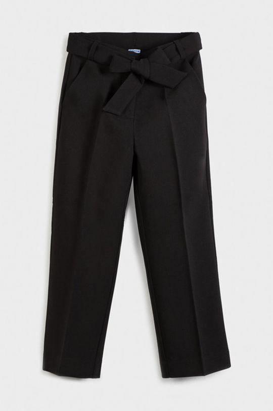 Mayoral - Detské nohavice 128-167 cm čierna