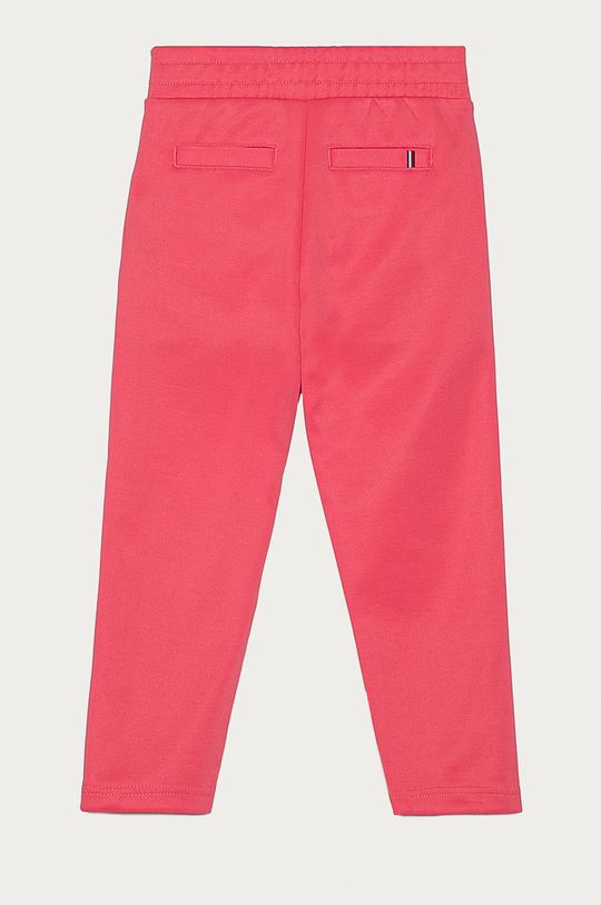 Tommy Hilfiger - Spodnie dziecięce 122-176 cm różowy