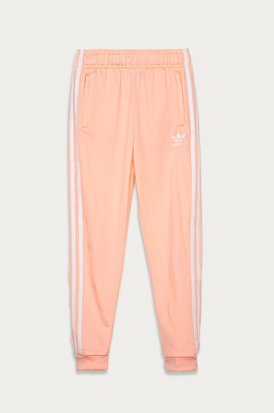 roz adidas Originals - Pantaloni copii 128-164 cm De fete