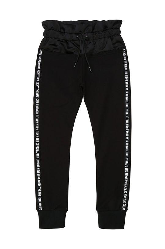 čierna Dkny - Detské nohavice Dievčenský