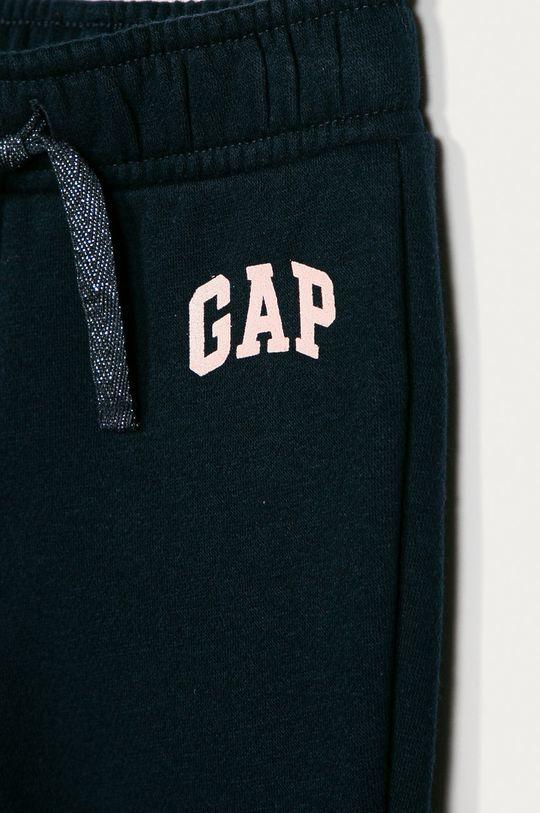 GAP - Pantaloni copii 74-110 cm bleumarin