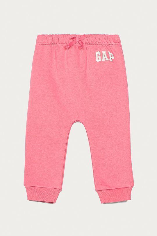 růžová GAP - Dětské kalhoty 50-74 cm Dívčí