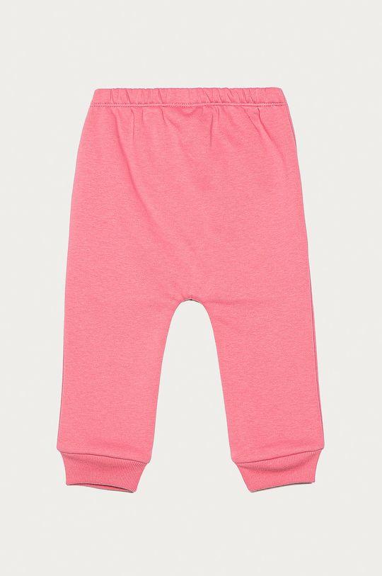 GAP - Dětské kalhoty 50-74 cm růžová