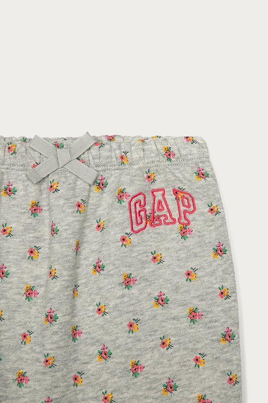 GAP - Spodnie dziecięce 50-74 cm szary