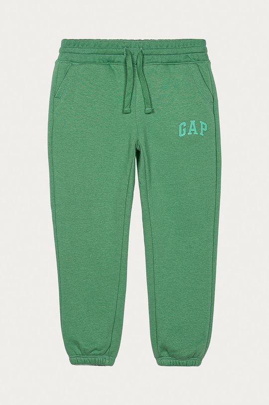 verde GAP - Pantaloni copii 104-176 cm De fete